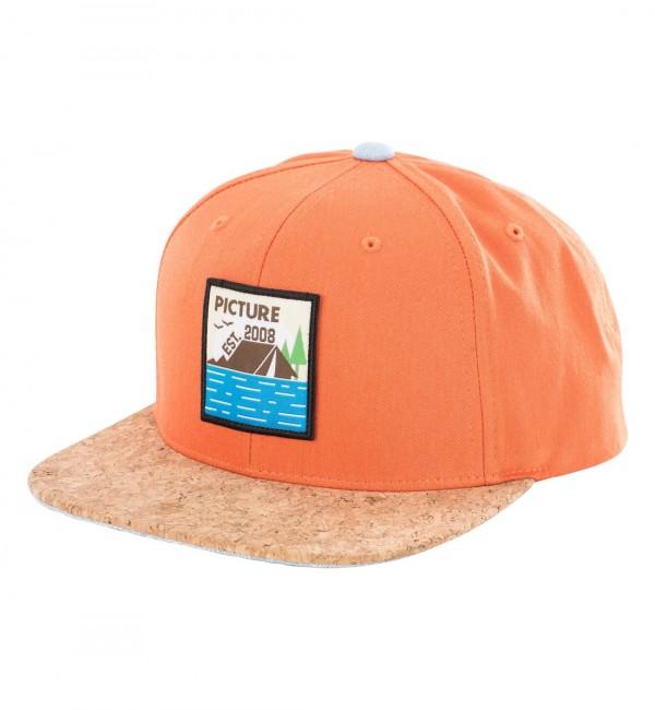 picture organic cap